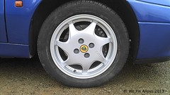 "Lotus Elan alloy wheel repair We Fix Alloys • <a style=""font-size:0.8em;"" href=""http://www.flickr.com/photos/75836697@N06/10378815163/"" target=""_blank"">View on Flickr</a>"
