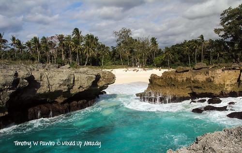 Indonesia - Sumba - Kodi - Mandorak beach