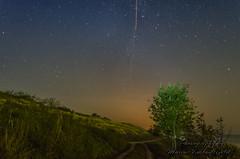 Luica Lake night sky long exposure (Maryus B.) Tags: longexposure nightphotography stars nikon nightlights romania nightsky nikond5100 luicalake laculluica
