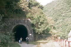 トンネル (cotoko) Tags: 武田尾 takedao