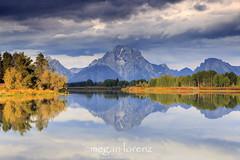 Reflecting (Megan Lorenz) Tags: scenery scenic landscape mountainrange mountains mountmoran travel 2013 wyoming gtnp grandtetonnationalpark tetons grandteton mlorenz meganlorenz getty the4elements