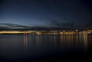Tjuvholmen - Aker Brygge. Oslo