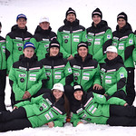 13/14 BC Ski Team - Wells, Thompson, Speden, Crichton, Ramsden, Grasic, Cooper, Unterberger, Seger, Carry, Daigneault, King, Field PHOTO CREDIT: Gordie Bowles