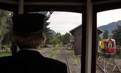 DSCN5656 (Slack Action) Tags: washington trolley np interurban streetcar railroads issaquah northernpacific seattlelakeshoreandeastern