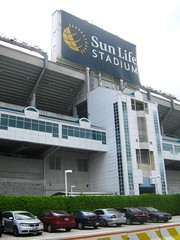 "Sun Life Stadium • <a style=""font-size:0.8em;"" href=""http://www.flickr.com/photos/109120354@N07/11047215364/"" target=""_blank"">View on Flickr</a>"