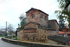 Byzantine Church of Agios Stefanos (RobW_) Tags: november church greece macedonia western monday stefanos kastoria agios 2013 nov2013 25nov2013