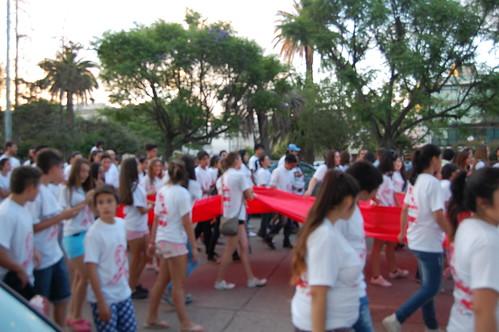 World AIDS Day 2013: Cordoba, Argentina