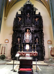 Peru Lima Catedral de Lima 10 (Rafael Gomez - http://micamara.es) Tags: interior lima catedral peru basílica de primada del perú y fachada capilla altar basilica