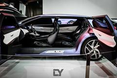 Nissan Friend-ME Concept futuristic interior