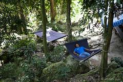 Hammocks (Ursula in Aus) Tags: thailand jungle kohsamui canopy zipline flyingfox earthasia