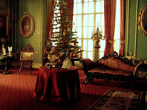 Tree in the Thorne Room