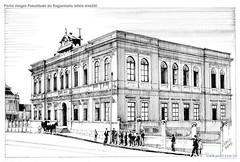 Porto Alegre Faculdade de Engenharia início sécXIX