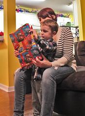 Birthday Presents (michaelbwelch) Tags: bryce alison