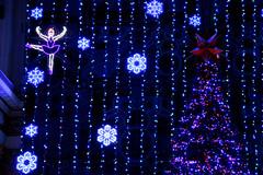 Snowflake Dance (JKEL) Tags: snowflake christmas holiday philadelphia dance christmaslights macys holidaylights 2013
