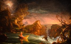 Thomas Cole - The Voyage of Life: Manhood at National Gallery of Art Washington DC (mbell1975) Tags: life voyage art museum painting us dc washington districtofcolumbia gallery museu unitedstates cole thomas fine arts musée musee m national american museo muzeum nga manhood the beauxarts müze museumuseum