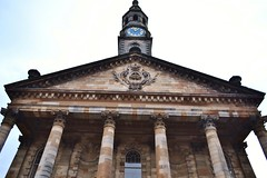 St Andrew's In The Square (Michelle O'Connell Photography) Tags: church glasgow religion georgian musichall 18thcentury eastend renovated 1756 glasgowcitycentre standrewsinthesquare allandreghorn standrewsparishchurch alistedbuilding michelleoconnellphotography