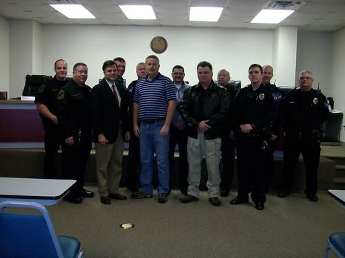 Trinity Police Department Reno - 2014