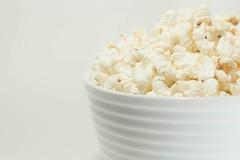 9:365 (hey ~ it's me lea) Tags: food white bowl snack popcorn highkey whiteonwhite smellsgood 114in2014