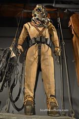 13-Jan _1466-72 (Scott Hess) Tags: sf old hat helmet hard gear diving suit maritime musuem markv