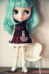 Blythe of the day : Mimo