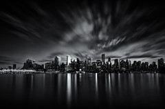 Vancouver (TheFella) Tags: city longexposure travel light sunset sea sky urban blackandwhite bw canada storm building slr water monochrome skyline architecture vancouver clouds digital skyscraper photoshop buildings river photography lights bay photo nikon downtown cityscape skyscrapers rooftops cloudy harbour dusk britishcolumbia fineart towers smooth stormy photograph le blended processing pacificnorthwest northamerica stanleypark bluehour dslr canadaplace cloudscape urbanlandscape d800 blending vancouverharbour harbourcentre postprocessing travelphotography cityofvancouver livingshangrila thefella 10nd conormacneill thefellaphotography formatthitech
