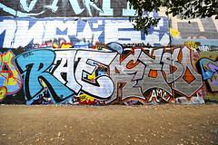 RAE, ACESO (STILSAYN) Tags: california graffiti oakland bay east area rae 2014 aceso