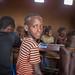 Student attends a class in Alkatekach Primary School in Dasenech woreda, Ethiopia