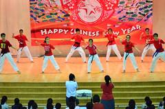 CNY Celebration @ Bowen Sec (Jake Wang) Tags: new school hall singapore year chinese performance taekwondo celebration cny bowen secondary sec sch tkd