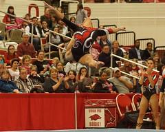 University of Arkansas vs Auburn University Gymnastics (Garagewerks) Tags: woman sport female university all sony sigma auburn gymnastics arkansas vs athlete meet f28 70200mm 2014 views500 views700 views100 views800 views200 views600 views400 views300 views1100 views1000 views900 slta77v