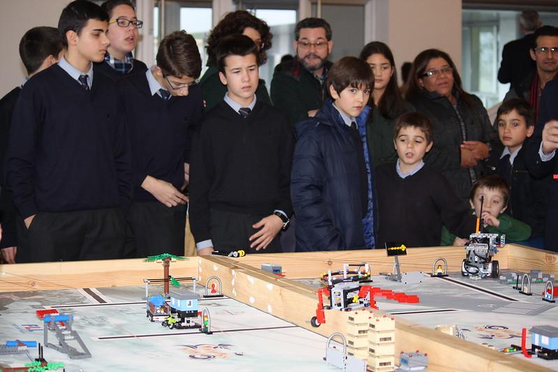 Competición Micro FLL Lego