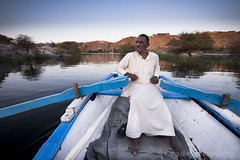 elenadiego: Captain Gelal and his village by the Nile near... (Nubiaat) Tags: travel river faces egypt nile aswan nubia reportage nubians nubian locallife localpeople egyptians livelihoods 2013 lifescene gelal travelreportage