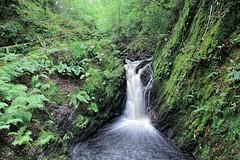 Morag Fairy Glen Waterfall (Click And Pray) Tags: longexposure geotagged scotland waterfall argyll scottish dunoon cowal moragsfairyglen mygearandme mygearandmepremium mygearandmebronze managedbyclickandpraysflickrmanagr dunoonmoragsfairyglenlongexposurewaterfallcowalscottishscotlandargyllargyllgbr geo:lat=55940005198657346 geo:lon=4937669813807588