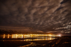 Cloudy sky at night (*Jonina*) Tags: longexposure sky reflection night clouds iceland village sland ntt sk himinn speglun 10000views 100faves 6000views explored 7000views 200faves 12000views 9000views fskrsfjrur 11000views faskrudsfjordur 13000views orp jnnagurnskarsdttir