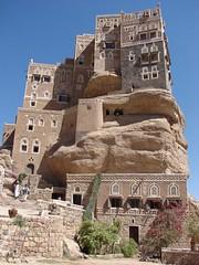 rock palace - yemen (lercherl) Tags: tour tur yemen gira viaggi visite turu yaman wycieczka ymen jemen turas turn  imen  jemenas   ekskursioon kiertue pelancongan  jemena tre  jeemen jeemenis   imin