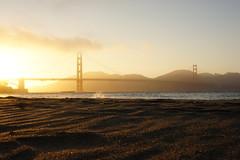 Beachy Golden Gate