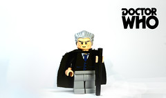 The 1st Doctor (FinalShotFilms) Tags: tv lego 1st who william doctor bbc custom minifigure hartnell 11thn