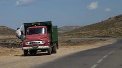 Old Ford truck in full swing (dirk huijssoon) Tags: africa desert northafrica islam morocco marokko nkc campertour camperreis nkcrondrit rondritmarokko20144 nedrlandsekampeerautoclub camperreismarokko nkccampertout nkcreis
