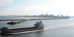 2009-08-04-11-34-07-3.jpg (martinbrampton) Tags: amsterdam ferry thenetherlands ijmuiden northholland kingofscandinavia august2009 dfdsshipboat
