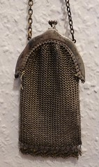 (:Linda:) Tags: metal germany bag handmade thuringia knitted