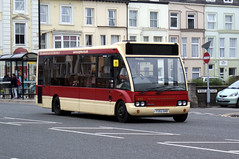 nyks - eyms 422 scarborough 17-6-14 JL (johnmightycat1) Tags: bus district yorkshire east scarborough