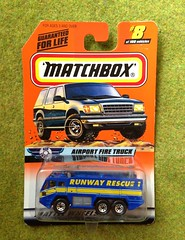 Matchbox Mattel Wheels # 8 Airport Fire  -  Miniature Die Cast Metal Scale Model Emergency Services Vehicle (firehouse.ie) Tags: cars 6x6 scale car metal truck toy toys fire miniatures miniature model die pumps offroad fb 911 models engine pump vehicles lorry cast sp engines fireman vehicle service atv trucks firemen collectible collectables emergency firefighter 112 feuerwehr bomberos department firefighters tender appliance pompier collectibles services fuoco apparatus brandweer appliances collectable dept brigade fd 999 lorries allterrain diecast pumper pompiers tenders pumpers bombero vigili bombeiros pompieri straz bombeiro sapeurs offtrack sapeur 6wd hasici zamac