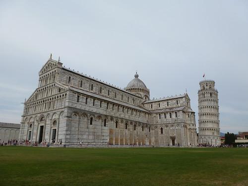 Visite de Pisa