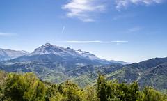 Vaptistis (PaulaDzik) Tags: nikond3100 nikon1855mm greece epirus mountains nature spring vaptistis sky