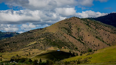 the hills (plachance) Tags: landscape sky clouds hills mountains california canonef24105f4l dxo
