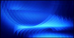 sea and sky (margeois) Tags: abstract stg blue glass reflections curves
