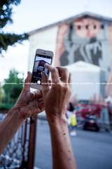 BAGOUT16_ph_antoniosena132 (.A+) Tags: street art lioni bagout antoniosena sena murales murals murele graffiti writers arte strada