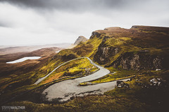 Quiraing road (Steffen Walther) Tags: 2016 reise schottland reisefotolust scotland skye uk britain quiraing road vsco green landscape travel highlands trotternish canon5dmarkiii canon1740l mountains hills trotternishridge steffenwalther
