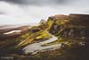 Quiraing road (Steffen Walther) Tags: 2016 reise schottland reisefotolust scotland skye uk britain quiraing road vsco green landscape travel highlands trotternish canon5dmarkiii canon1740l mountains hills trotternishridge steffenwalther