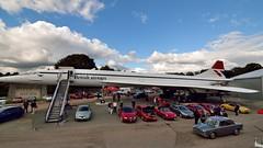 British Airways Concorde (35mmMan) Tags: brooklands museum auto italia motorsport aviation concorde ba british airways aroc alfa romeo owners club