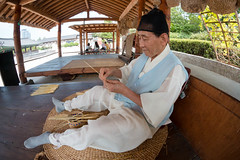 Seoul trip (Vivian Ferraz.) Tags: namsangol hanok village coréia do sul korea 남산골 한옥 마을
